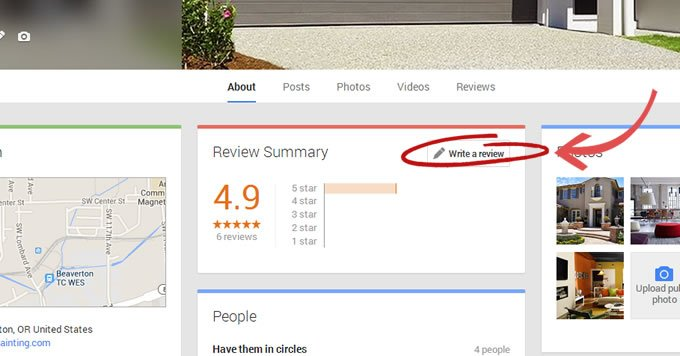Mayco Painting LLC Google Reviews