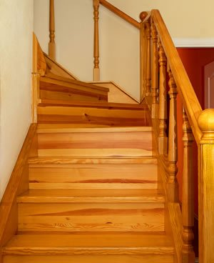 Interior Wood Staining Portland Oregon