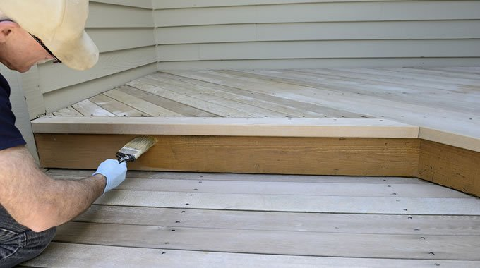 Deck Restoration Service in Portland Oregon