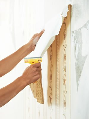 Wall Paper Removal Portland Oregon