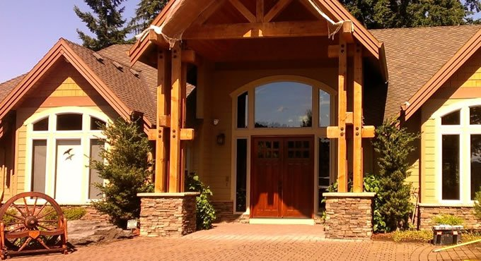 Front Door Painting Portland Oregon Exterior Painting