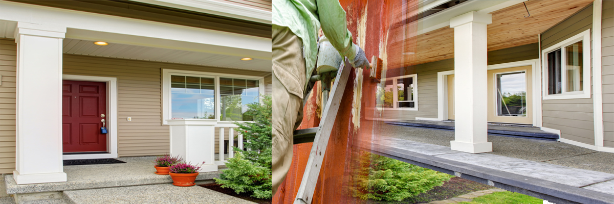 house-painters, exterior house-paintiing