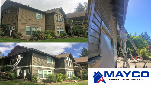 Exterior Painting Contractors